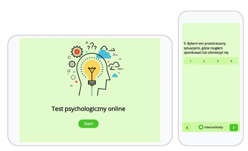 Test psychologiczny online