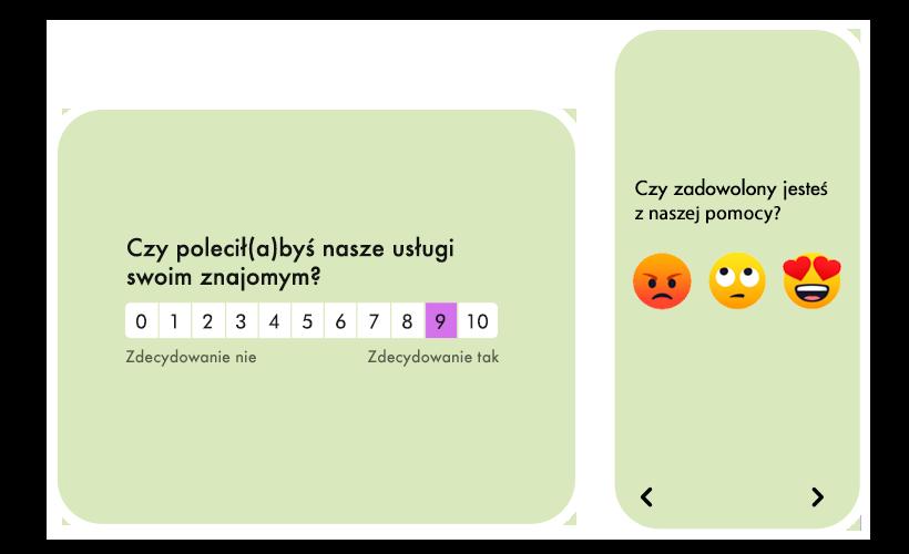 Badanie lojalności (Net Promoter Score)