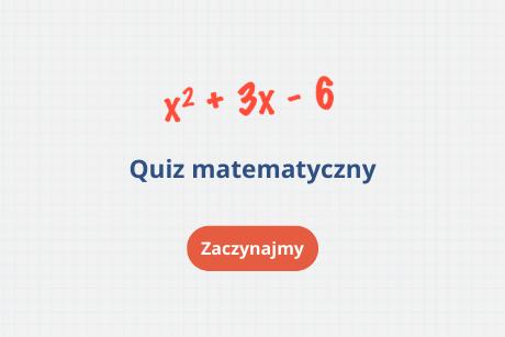 Quiz matematyczny